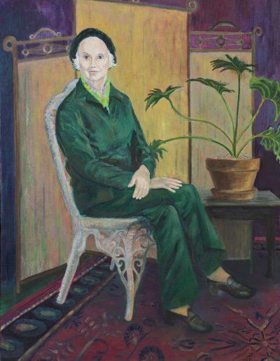 Virginia Black, Mary Yeiser Sitting