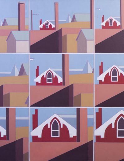 Jim Pullen, House Change in Perspective