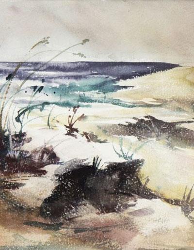 Eleanor Segur, Wind and Sand