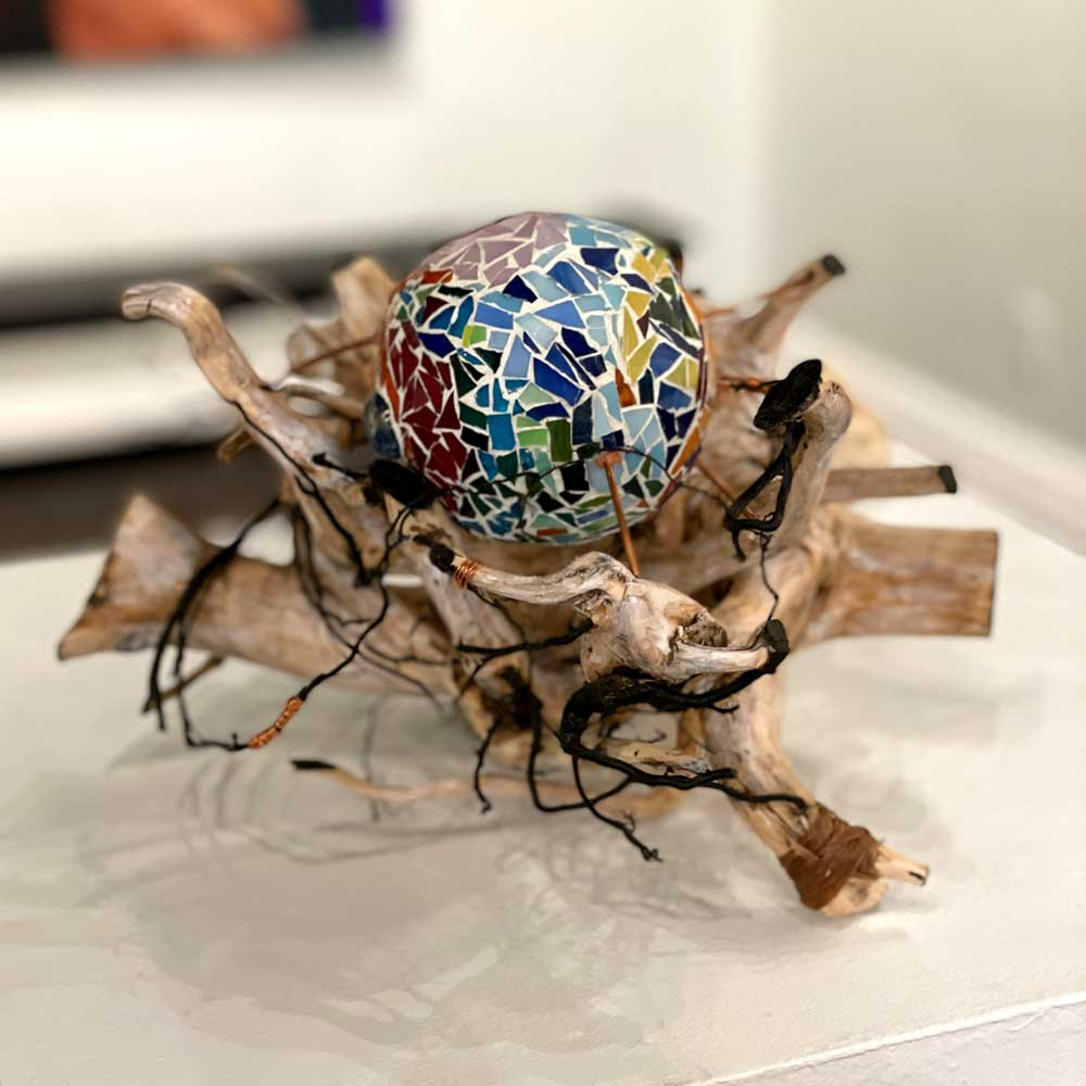Lisa Narloch, A World Made of Glass