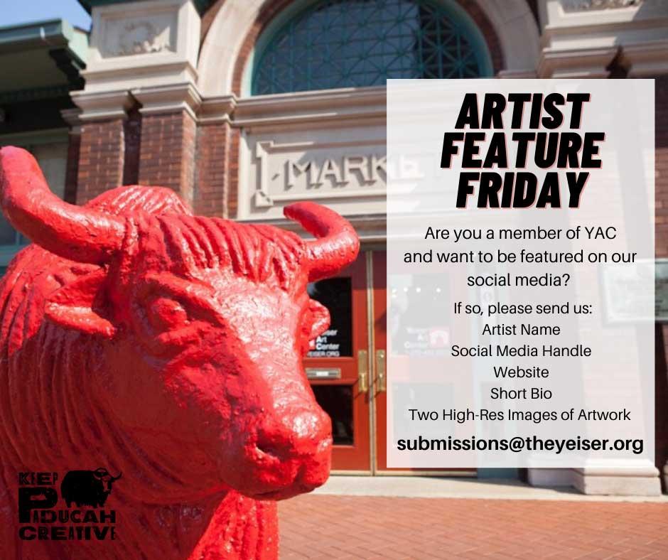 Artist Feature Friday